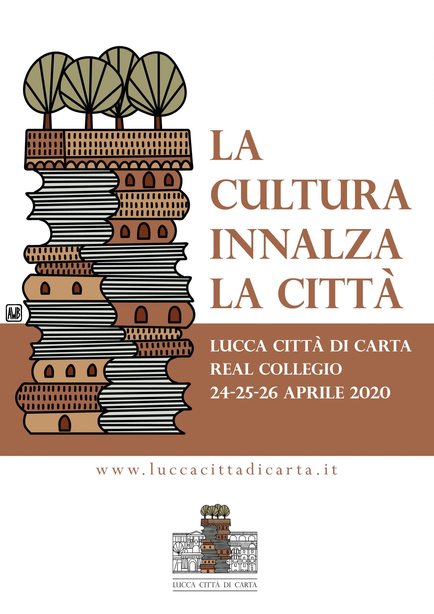 """""""Lucca città di carta"""" @ Real Collegio"""